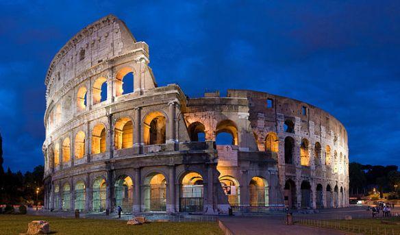 El Coliseo es una visita obligada para los turistas