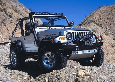 Los vehículos todoterreno se utilizan en diversos deportes extremos.