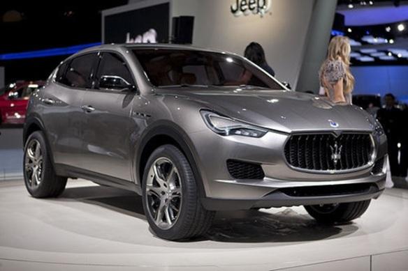 La SUV Levante abrirá nuevos mercados a Maserati.
