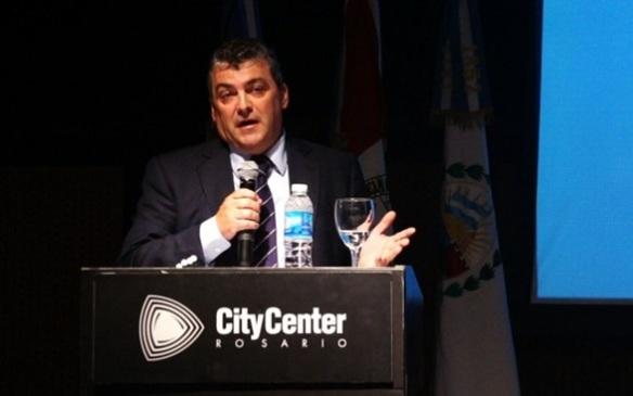 Guillermo Bolado, vicesuperintendete de la SSN.