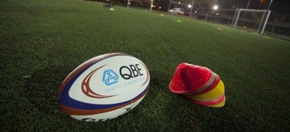 QBE Seguros junto al Rugby argentino.