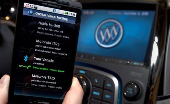 La tecnología al servicio del conductor.