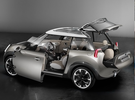 Mini Cooper Rocketman